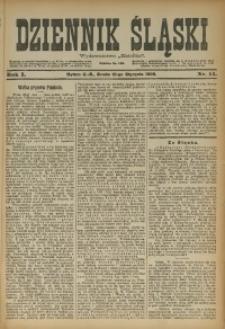 Dziennik Śląski, 1898, R. 1, nr 14