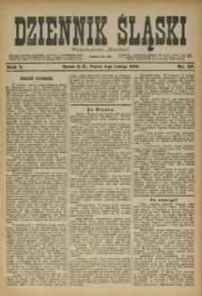 Dziennik Śląski, 1898, R. 1, nr 27