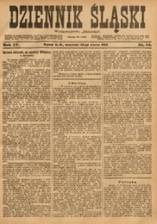 Dziennik Śląski, 1901, R. 4, nr 72