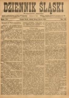 Dziennik Śląski, 1901, R. 4, nr 73