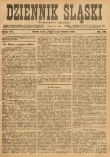 Dziennik Śląski, 1901, R. 4, nr 79
