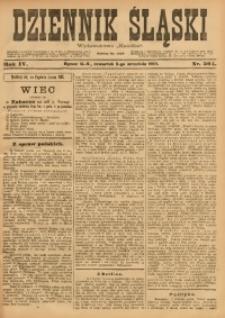 Dziennik Śląski, 1901, R. 4, nr 204
