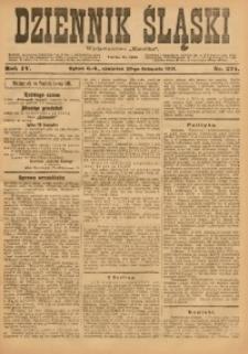 Dziennik Śląski, 1901, R. 4, nr 274