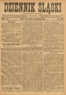 Dziennik Śląski, 1901, R. 4, nr 281