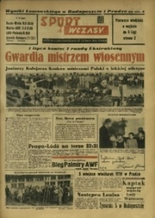 Sport i Wczasy, 1949, R. 3, nr 51