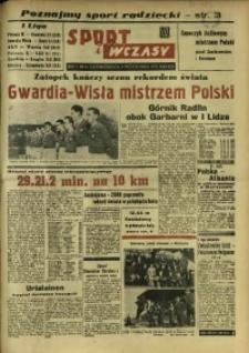 Sport i Wczasy, 1949, R. 3, nr 85