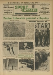 Sport i Wczasy, 1950, R. 4, nr 4