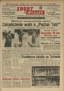 Sport i Wczasy, 1950, R. 4, nr 17