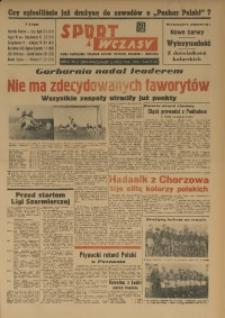 Sport i Wczasy, 1950, R. 4, nr 27
