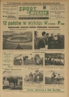Sport i Wczasy, 1950, R. 4, nr 28