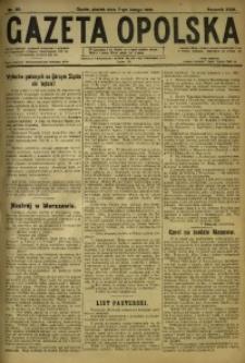Gazeta Opolska, 1919, R. 29 [właśc. 30], nr 30