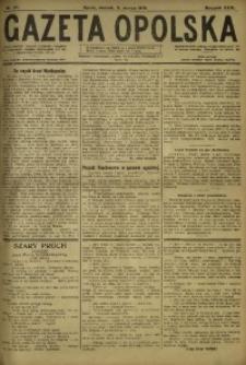 Gazeta Opolska, 1919, R. 29 [właśc. 30], nr 57