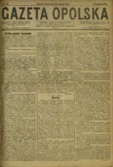 Gazeta Opolska, 1919, R. 29 [właśc. 30], nr 65
