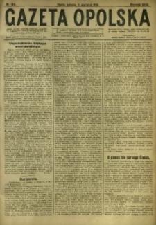 Gazeta Opolska, 1919, R. 29 [właśc. 30], nr 182
