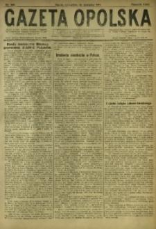 Gazeta Opolska, 1919, R. 29 [właśc. 30], nr 186