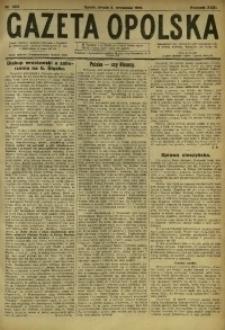 Gazeta Opolska, 1919, R. 29 [właśc. 30], nr 203