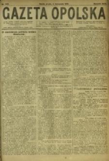 Gazeta Opolska, 1919, R. 29 [właśc. 30], nr 258