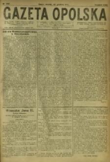 Gazeta Opolska, 1919, R. 29 [właśc. 30], nr 298
