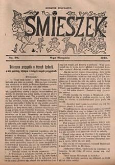Śmieszek, 1912, nr30