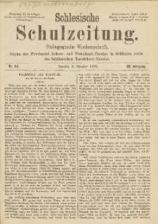 Schlesische Schulzeitung, 1893, Jg. 22, Nr. 40