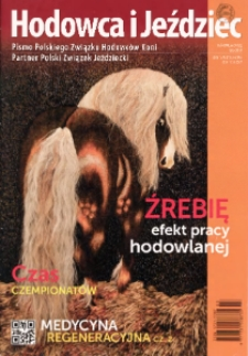 Hodowca i Jeździec, 2019, R. 17, nr 3 (62)