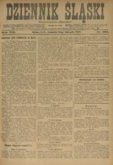 Dziennik Śląski, 1904, R. 7, nr 262