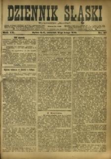 Dziennik Śląski, 1906, R. 9, nr 37