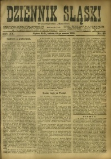 Dziennik Śląski, 1906, R. 9, nr 57