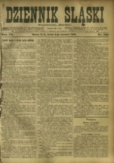 Dziennik Śląski, 1906, R. 9, nr 128