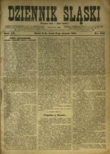 Dziennik Śląski, 1906, R. 9, nr 185