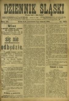 Dziennik Śląski, 1906, R. 9, nr 254