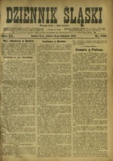 Dziennik Śląski, 1906, R. 9, nr 259