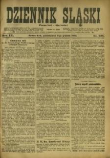 Dziennik Śląski, 1906, R. 9, nr 277