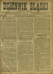 Dziennik Śląski, 1906, R. 9, nr 284