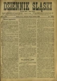 Dziennik Śląski, 1906, R. 9, nr 291