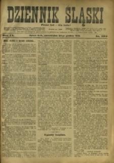 Dziennik Śląski, 1906, R. 9, nr 294