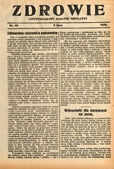 Zdrowie, 1930, nr12