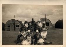 Kucharze szkolni - Szkoły Podchorążych. Irvine 11.06.1945
