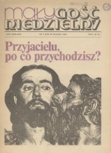 Mały Gość Niedzielny, 1984, R. 30, nr 3
