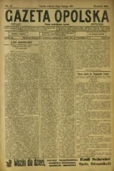 Gazeta Opolska, 1913, R. 24, nr 21