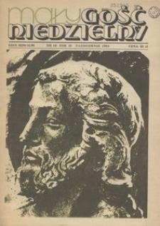 Mały Gość Niedzielny, 1984, R. 30, nr 10