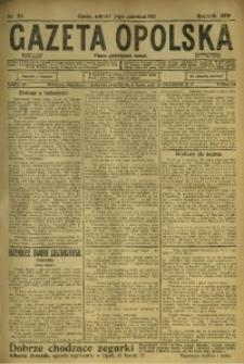 Gazeta Opolska, 1913, R. 24, nr 86