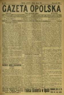 Gazeta Opolska, 1913, R. 24, nr 114