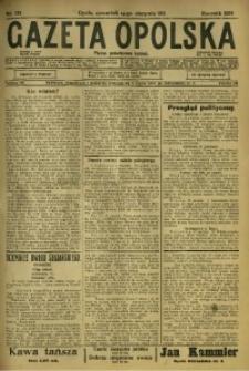 Gazeta Opolska, 1913, R. 24, nr 125