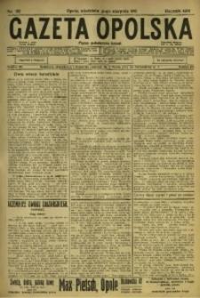 Gazeta Opolska, 1913, R. 24, nr 135
