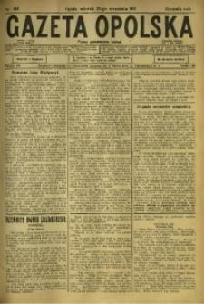 Gazeta Opolska, 1913, R. 24, nr 148