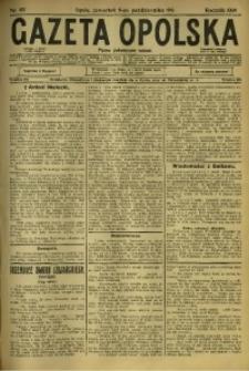 Gazeta Opolska, 1913, R. 24, nr 157