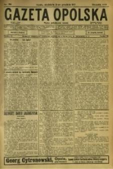 Gazeta Opolska, 1913, R. 24, nr 198