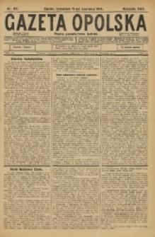 Gazeta Opolska, 1914, R. 25, nr 93