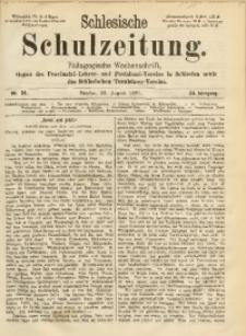 Schlesische Schulzeitung, 1895, Jg. 24, Nr. 34